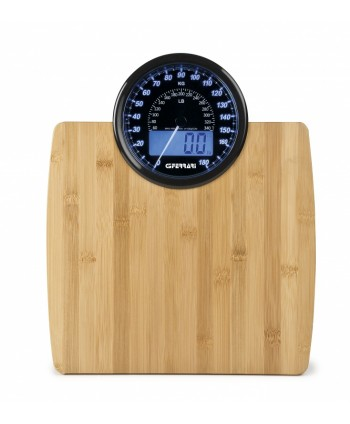 Personal Body Scale Formula Design Bamboo