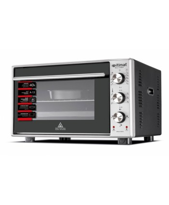 Electric Convection Oven 50 Liters Double Glass