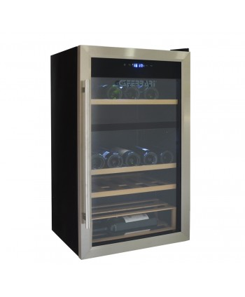 Wine Cooler 33 Bottles Dual Zone G3ferrari