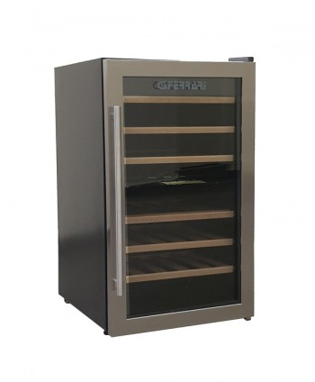 Wine Cooler 43 Bottles Dual Zone G3ferrari