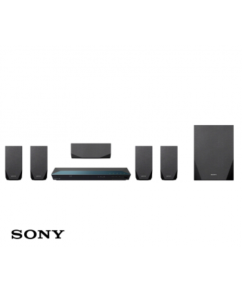 Blu-Ray Home Cinema System With Bluetooth®