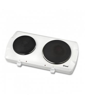 Hotplate Double White