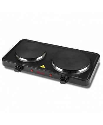 Hotplate Double Black