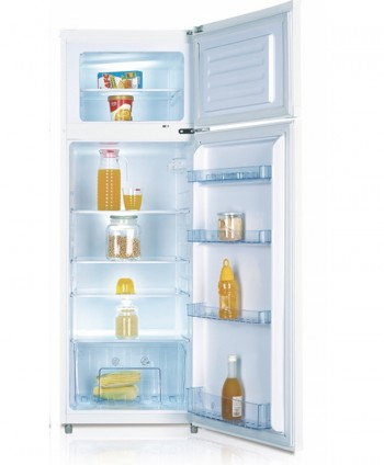 Top Mount Refrigerator 210 Liters Defrost