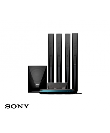 Blu-Ray Home Cinema System With Bluetooth BDV-E6100/B